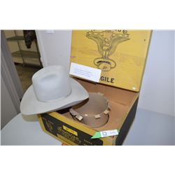 American Hat/ Cowboy Hat In Box