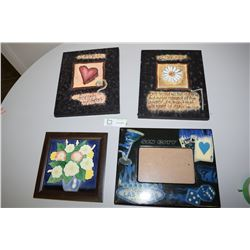 4x Picture Lot