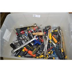Wrenches And Screwdriver Lot