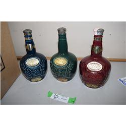 Spode Liqour Bottles