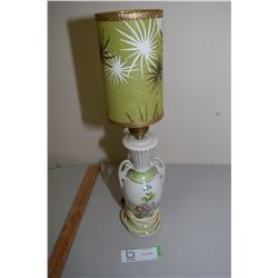 Occupied Japan Table Lamp