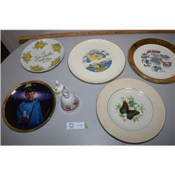 Expo & Centennial Plates/ Star Trek/ Etc.