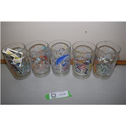 Disney Glasses Lot 1