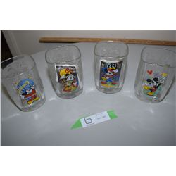 Disney Glasses Lot 3