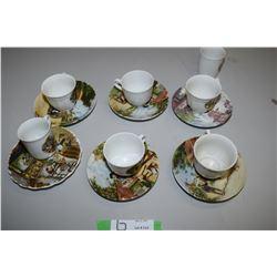 Occupattinal Cups & Saucers