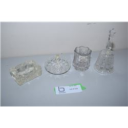 4x Crystal Pieces