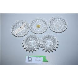5x Crystal Pieces