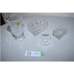 4x Crystals