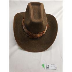 Lanning Fur Felt Cowboy Hat In Box 7/56