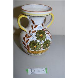 Deruth Pottery Vase