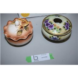 Hand Painted Trinket Boxes