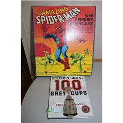 1979 Spiderman Game, CFL Book