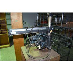 Eatons Radial Arm Saw