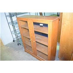 China Cabinet 40 W by 12 D By 47.25 T