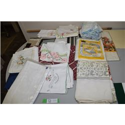 Cloth, Table Cloth, Sheets, Etc
