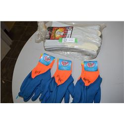 New Gloves Lot