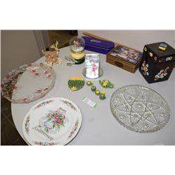 Decoration Lot/ Candy Jar