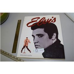 Elvis Coffee Table Book