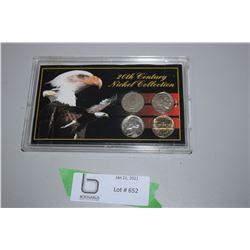 USA Nickle Collection