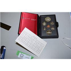1985 Canada Mint Coin Set