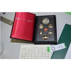 1987 Canada Mint Coin Set