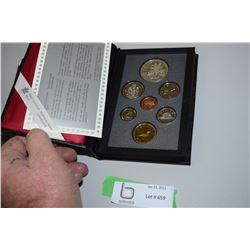1990 Canada Mint Coin Set