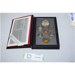 1989 Canada Mint Coin Set