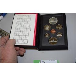 1986 Canada Mint Coin Set