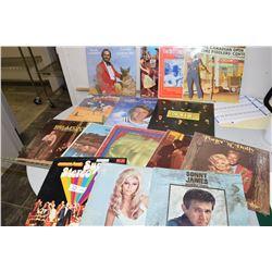 Records (Glen Campbell) Etc. Some Damaged