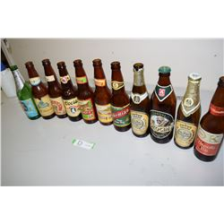 Antique, Vintage Beer Bottles