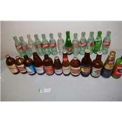 Box Of Pop, Beer Bottles