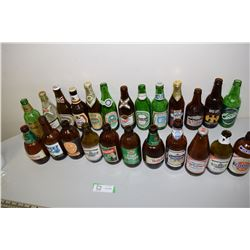 Box Of Beer Bottles