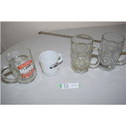Fireking A& W & Root Beer Mugs