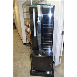 Display Stand On Castors, Storage Cabinet