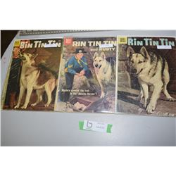 1950's Western Cowboys Rin Tin Tin
