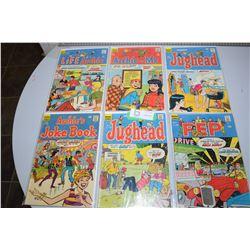 Archie 12 - 15 & Comics