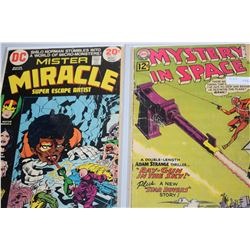 Miracle & Space Comics