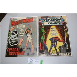 Wonder Woman & Action Comic
