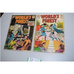 Worlds Finest Comics