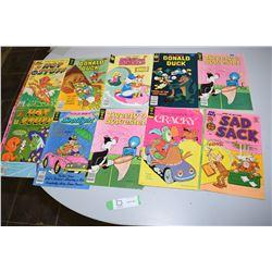 Assorted Comic Lot