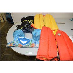Flotation & Safety Jackets