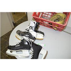 Daoust Size 10 & Bauer Size 5 Skates