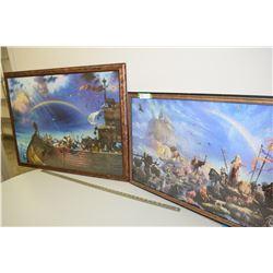 Fantastic Framed Noah's Ark Pictures/Puzzles