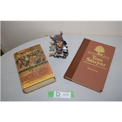 Mark Twain Books, Native Figurines