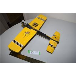 Vintage Wooden Airplane