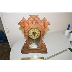 Seth Thomas Gingerbread Clock (Needs Work)