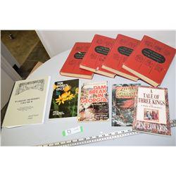 Waskesiu History Book Etc.
