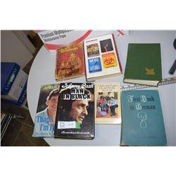 Books, Readers Digest, Rifleman, J Cash