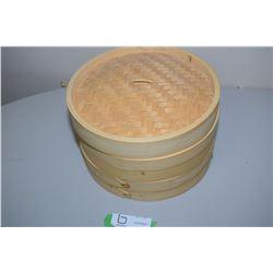 New Bamboo Steamer