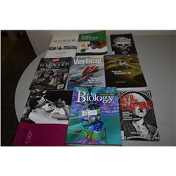 Educational Books & Etc.